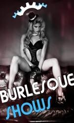 Burlesque-Tänzerin-Gogofabrik