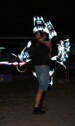 LED Show Künstler buchen