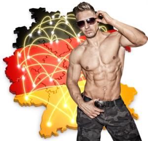 Topless Boys für Animation - Bundesweit - Agentur für Topless Boys