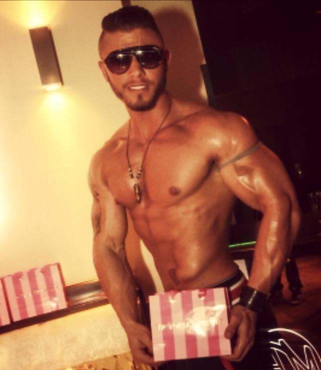 Gogo Boy - Stripper Leroy NRW