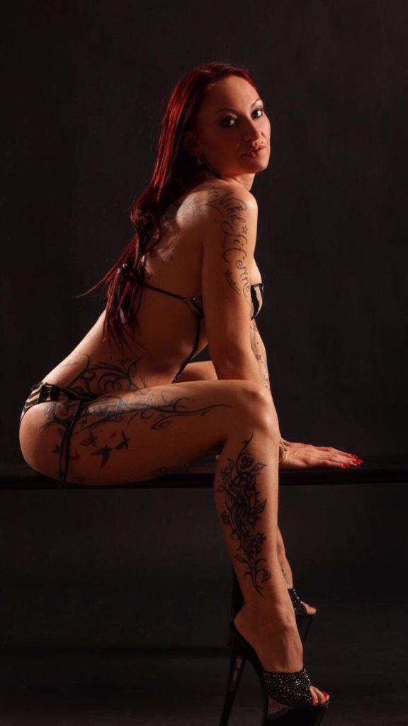 Striperin Angelina für Göttingen